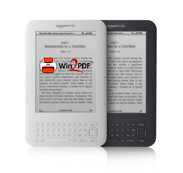 How to send your PDF files to a Kindle | PDF Blog – Topics