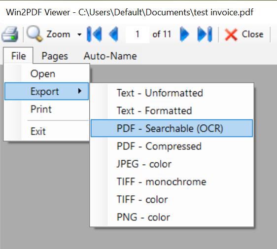 make-pdf-searchable-menu